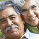 Senior Citizens smiling