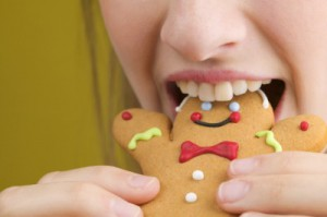 eating healthy around the holidays