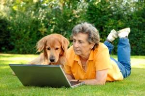 DogWomanComputer126979115