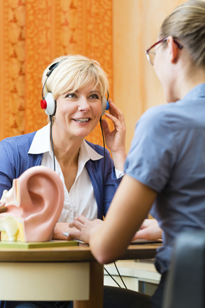 Hearing Loss Patient