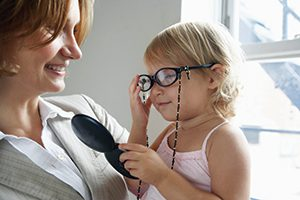 Preschoolers Struggle with Vision